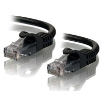 ALOGIC 0.5m Black CAT6 network Cable