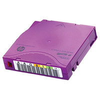 HP LTO6 RW with Customize Label 20 Tapes