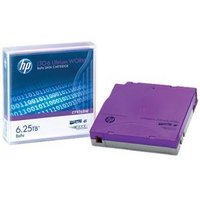 HP LTO-6 Ultrium 6.25 TB BaFe WORM Data