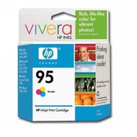 HP No.95 Colour Ink Cartridge - 7ml - 260 pages