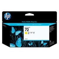 HP #72 130ml Yellow Ink C9373A