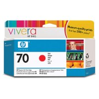 HP 70 RED INK 130 ML C9456A