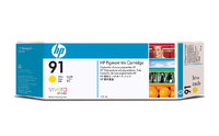 HP 91 775ml Yellow Ink Cartridge