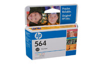 HP No.564 Photo Black Ink Cartridge - 130 pages 4 x 6