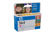 HP No.564 Magenta Ink Cartridge - 300 pages