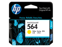 HP No.564 Yellow Ink Cartridge - 300 pages