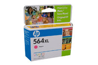 HP No.564XL Magenta Ink Cartridge - 750 pages