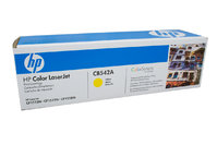 HP CP1215 / CM1312 / CP1515 / CP1518ni Yellow Toner Cartridge - 1,400 pages