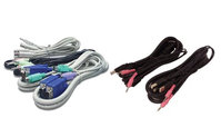 CABLE ASSY 1-HDMI/1-USB/2-AUDIO 10FT