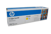 HP CP2025 / CM2320 Yellow Toner Cartridge - 2,800 pages