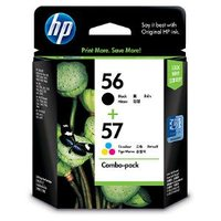 56/57 COMBO PACK INK CART CC629AA