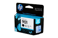 HP No.901 Black Ink Cartridge - 200 pages