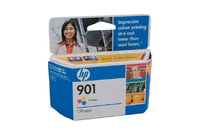 HP No.901 Colour Ink Cartridge - 360 pages
