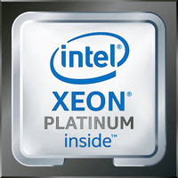 INTEL XEON PLATINUM, 8156, 4 CORE, 8 THREADS, 16.5M, 3.6GHz, 3647, 1YR WTY, TRAY