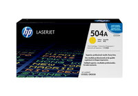 HP CM3530 / CP3525 Yellow Toner Cartridge - 7,000 pages