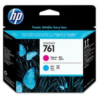 HP 761 MAGENTA AND CYAN PRINTHEAD FOR DESIGNJET T7100