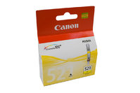 Canon CLI521 Yellow Ink Cart