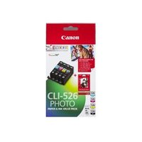 Canon CLI526 Ink Value Pack