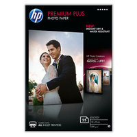 PREMIUM PLUS GLOSSY PHOTO PAPER 25 SHEET