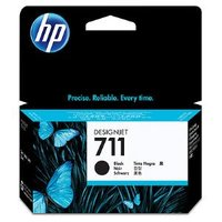 HP 711 BLACK INK CARTRIDGE 38-ML FOR DESIGNJET T120, T520