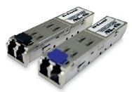 1000BASE LX to Mini GBIC Module (Multimode Fibre)