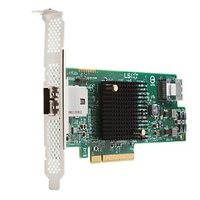 LSI 9217-4i4e 8-port SAS 6Gb/s RAID Card