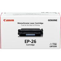 Canon EP-26 Toner Cartridge - 2,500 pages