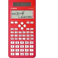 F717SGAR 242 ftn sci calculator Red