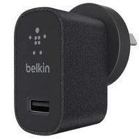 MIXIT UP METALLIC WALL CHARGER - BLACK