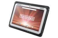 "Panasonic Toughpad FZ-A2 (10.1"") Mk1 with Dedicated GPS- Android 6.0 bundle with Rotating Hand Strap 15CF-VST2011U"