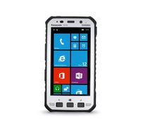 "Panasonic Toughpad FZ-E1 (5"") Mk1 with Barcode Reader & Hand Strap (Win 10 IOT)"