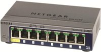 GS108T 8 Port Gigabit Smart Switch