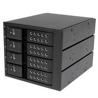 4 Bay Hot Swap Mobile Rack Backplane
