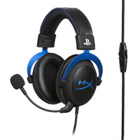 HYPERX CLOUD BLUE GAMING HEADSET - PLAY