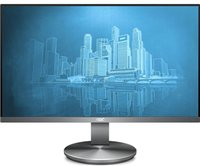 "AOC i2490PXQU 24"" IPS Business Monitor FHD VGA HDMI DP Ergo 4yr wty"