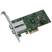 INTEL DUAL PORT 1GbE ETHERNET ADAPTER I350-F2, OM1/2 LC, LP/FULL BRACKET, MOQ 5x