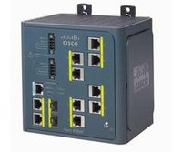 IE 3000 8-Port Base Switch w/ Layer 3