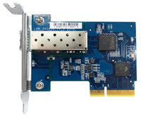 QNAP LAN-10G1SR, SINGLE PORT 10GbE SFP+ NETWORK CARD, FOR NAS WITH PCIe SLOT