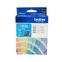 Brother LC135XL Cyan Ink Cart