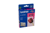 BROTHER LC37 MAGENTA INK 300 PAGE YIELD FOR 135C, 150C, 235C & 260C