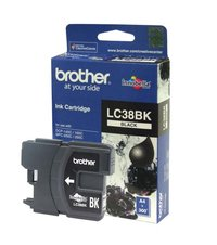 Brother LC38 Black Ink Cart