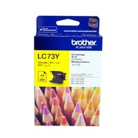 Brother LC73 Yellow Ink Cart