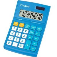 LS88VIIB 8 Digit Calculator Blue
