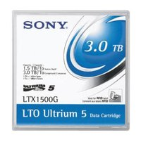 SONY LTO5 - 1.5/3.0TB DATA CARTRIDGE