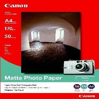 Canon Matte Photo Paper A4