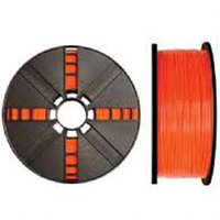MAKERBOT TRUE COLOUR ABS TRUE ORANGE 1 KG FILAMENT FOR REPLICATOR 2X