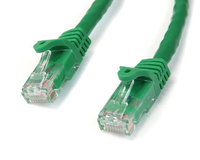 7m Green Snagless UTP Cat6 Patch Cable