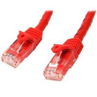 7m Red Snagless UTP Cat6 Patch Cable