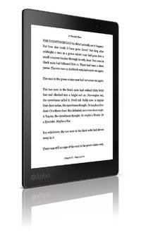 AURA ONE 7.8IN EBOOK READER