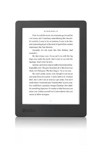 Kobo Inc Kobo Aura H2O 6.8in EPD (New) w/ Carta display (1440x1080) & ComfortLight Pro